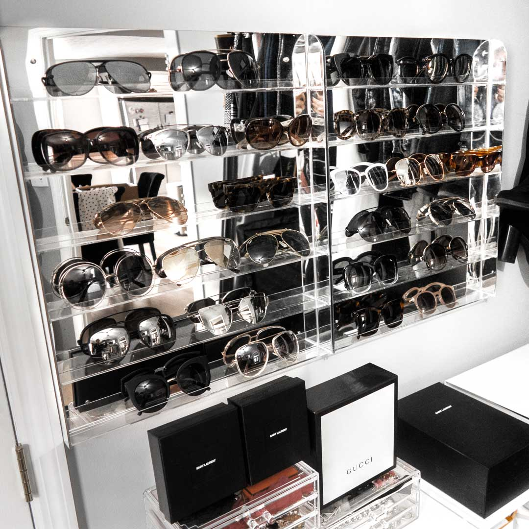 HOW TO STORE YOUR SUNGLASSES